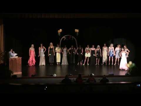 Miz Gator Womanless Beauty Pageant Ware County High