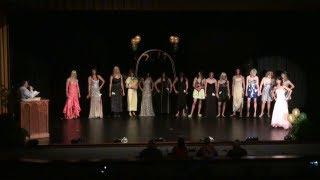 Miz Gator Womanless Beauty Pageant