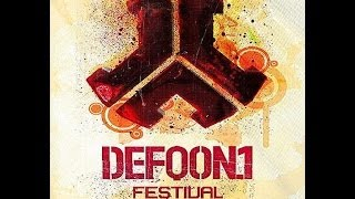 OUTBLAST vs ANGERFIST Live @ Defqon 1 2006 Black 06