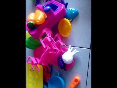 Giới thiệu 3 món đồ chơi của dì mk tặng em mk