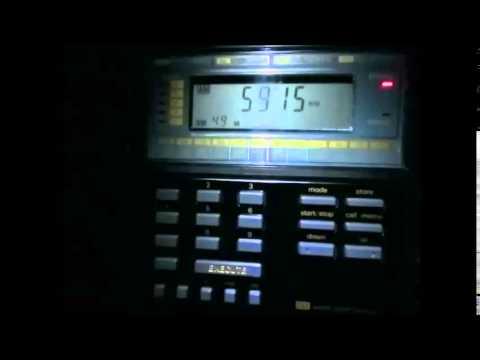 Zambia NBC Radio 1, Lusaka, 5915 Khz