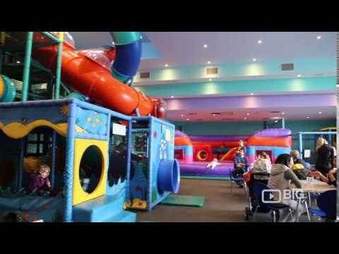 Wiggly Worms Cafe and Indoor Palyground in Adelaide for Kids Party and Kids Play Area