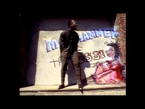 MC Hammer - Pump it Up (Here's the News)