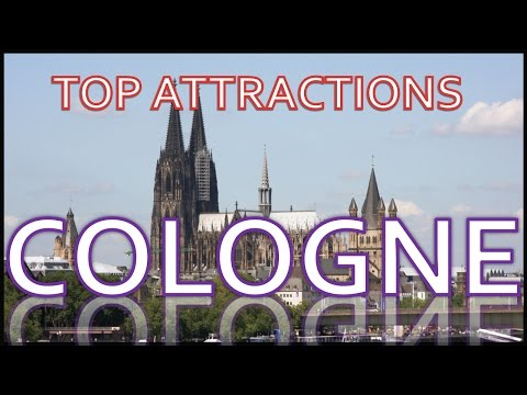 Visit Cologne, Germany: Things to do in Cologne - Germany's Television Capital