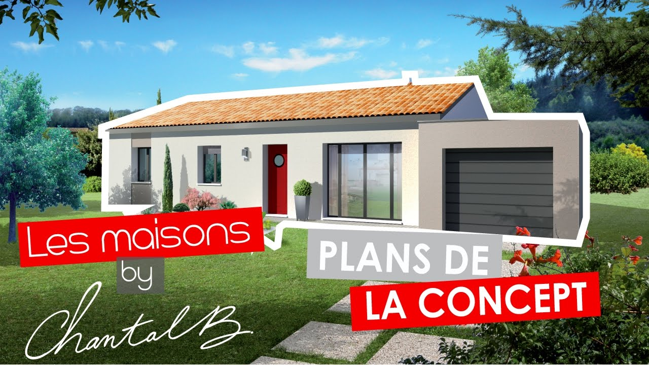 plan de maison chantal b