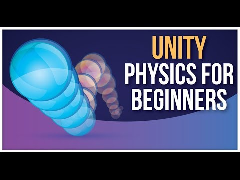 Unity3D Physics - Rigidbodies, Colliders, Triggers