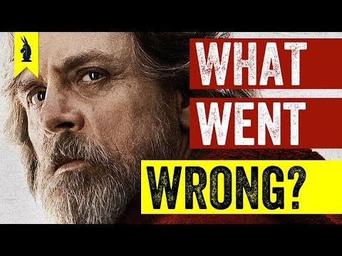 Star Wars: The Last Jedi - What Went Wrong?  Wisecrack Edition