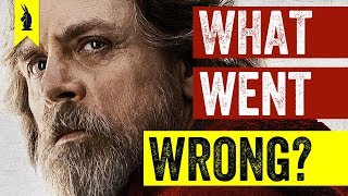 Star Wars: The Last Jedi - What Went Wrong? - Wisecrack Edition