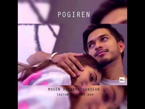 Pogiren|Mugen Rao & Prasanth Sean| Awesome.bgm cut song |