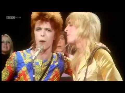 Ziggy Stardust  	is listed (or ranked) 1 on the list The Best Songs About Spiders
