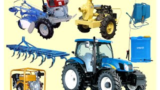 Vietnam Agricultural Machinery Market Report  2020|Vietnam Tractor Implement Market