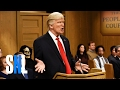 Trump People s Court SNL