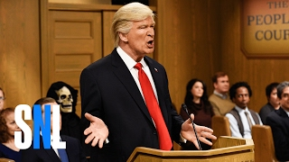 Trump People's Court - SNL thumbnail