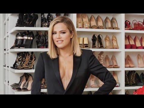 EXCLUSIVE: Khloe Kardashian's Interior Designer on Her Sexy Home