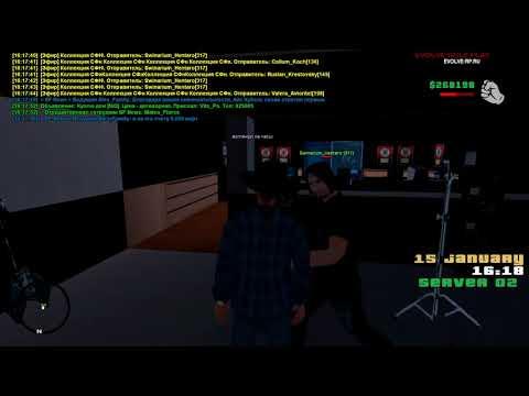 """[Evolve RP 02]  San Fierro News/Будни лидера/Эфир """"Повтори K раз"""""""