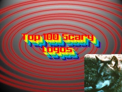 Top 100 Scary Logos