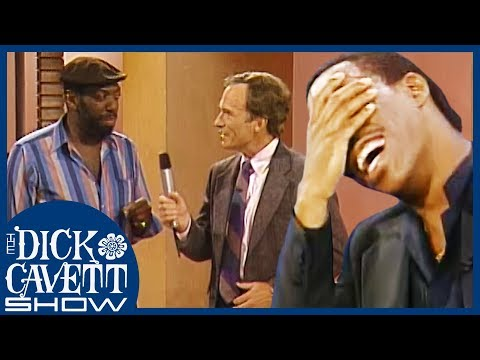 Uncle Ray Has Eddie Murphy In Stitches | The Dick Cavett Show