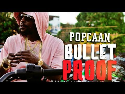 Popcaan - Bullet Proof (Raw) [Break Through Riddim] February 2017