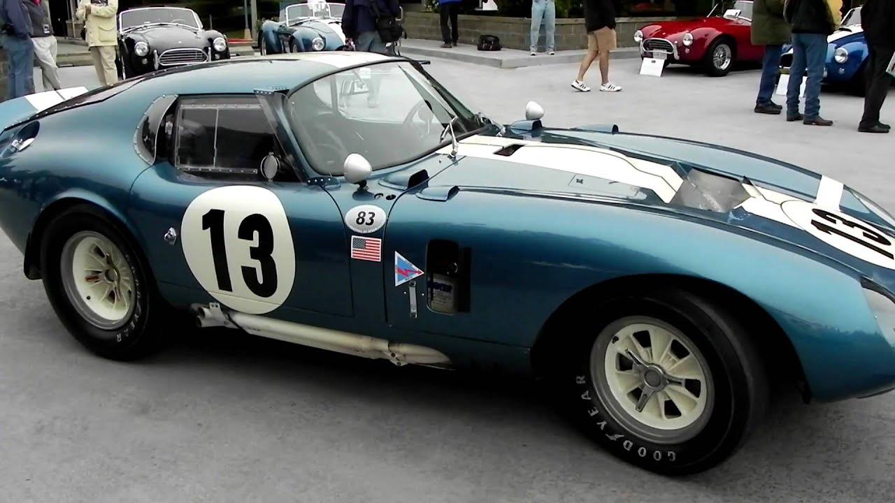 19641965 Shelby Cobra Daytona Coupe  Shelby  SuperCarsnet