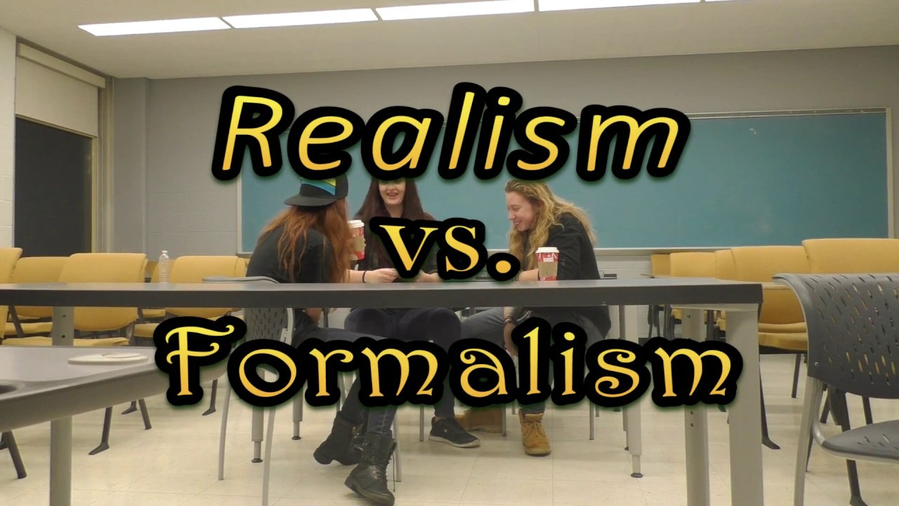 formalism and realism Heinonline -- 35 suffolk u l rev 241 2001 suffolk university law review volume xxxv 2001 number 2 formalism, realism, and the war on drugs.