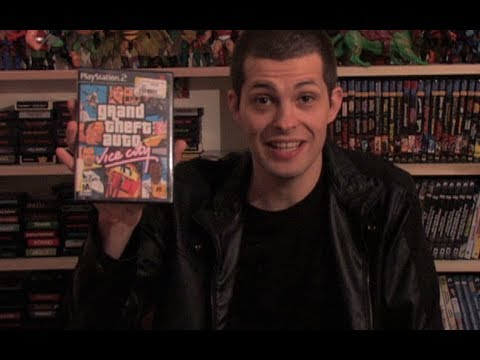 Grand Theft Auto Vice City Glitches by Mike Matei