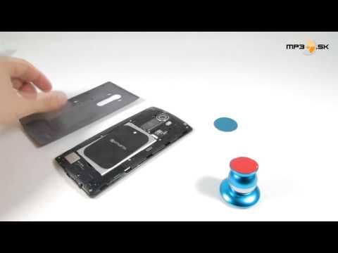 Magnetický držiak 4smarts WALLMAG pre smartfón/tablet - MP3.sk