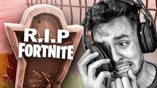 R.I.P FORTNITE... xdd