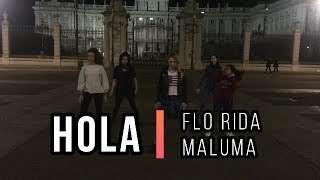 * HOLA * Flo Rida feat Maluma * ZUMBA