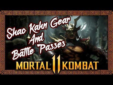 Mortal Kombat 11: Shao Kahn Gear & Battle Passes Speculation thumbnail
