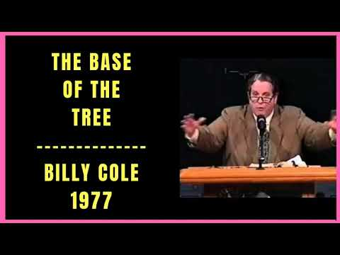 The Base of the Tree by Billy Cole 1977