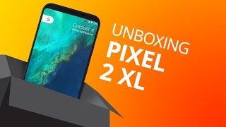 Pixel 2 XL [Unboxing e Primeiras impressões]