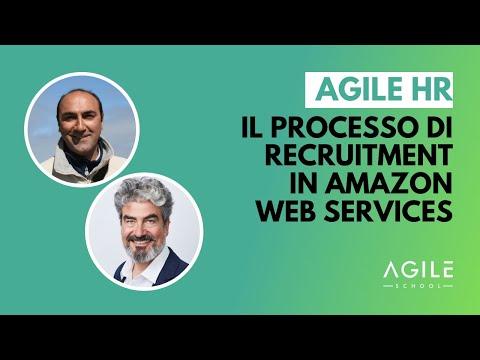 Agile HR Webinar: Il processo di recruitment in Amazon Web Services