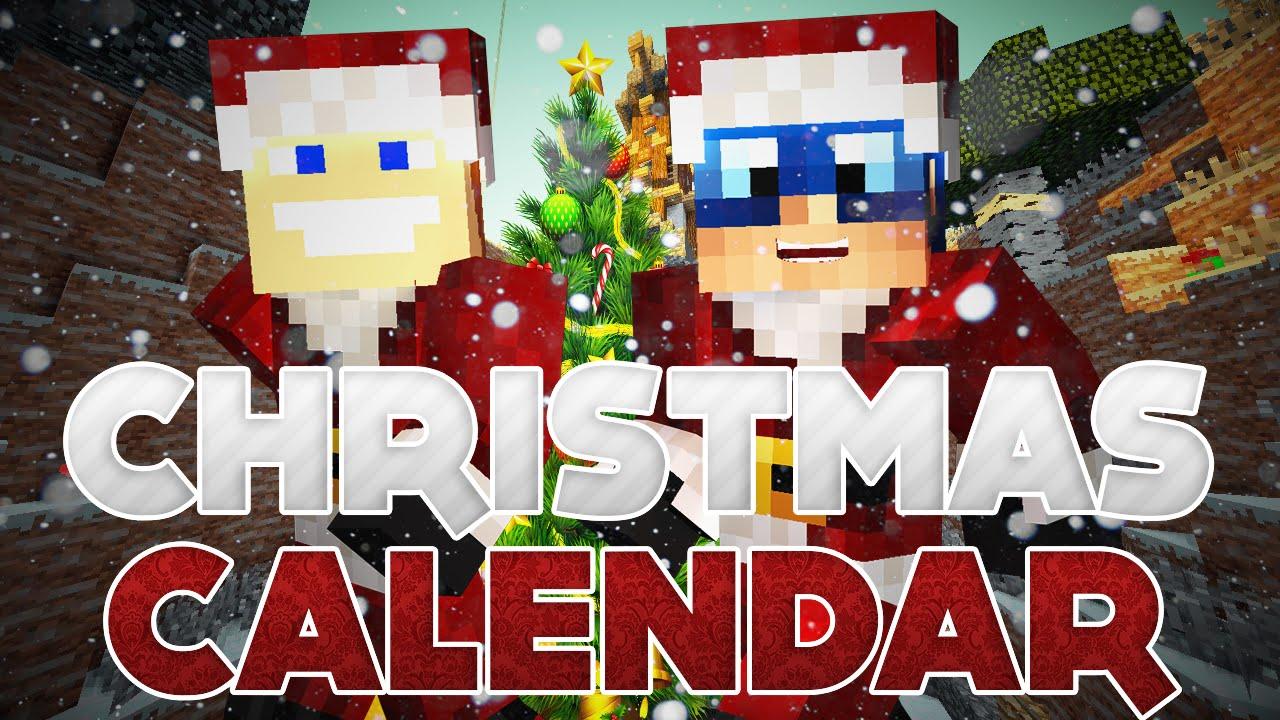 Christmas Calendar Minecraft : Świąteczny minecraft christmas calendar co tak krótko