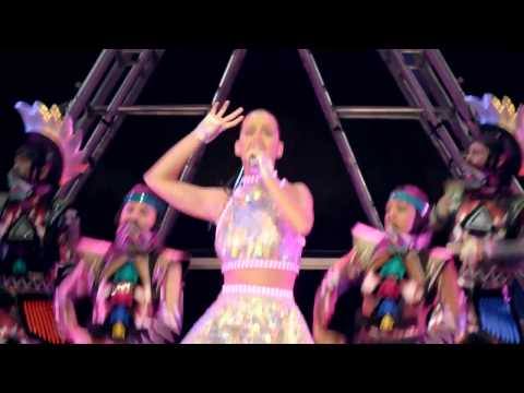 Katy Perry - Intro + Roar (Live at The Prismatic World Tour)