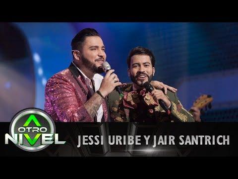 'Me dediqué a perderte',  'La ley del monte' - Jair Santrich y Jessi Uribe - Final