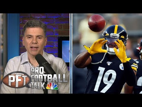 PFT Overtime: JuJu's game developing, Cowboys COO on NFL agents   Pro Football Talk   NBC Sports