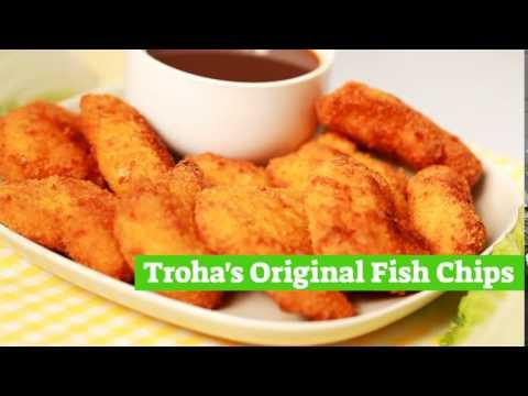 Foodie Alert: Fish Chips Video