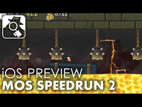 THE BUG IS BACK | Mos Speedrun 2 iPhone & iPad preview