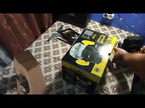 Распаковка фрезера Triton tools TF2000