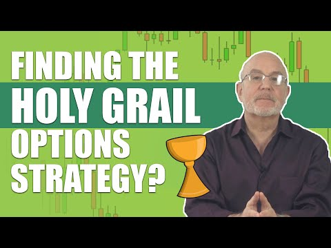 Huge Options Trading Blunders: I'll Find the Holy Grail Options Strategy and Just Trade That (ep10)