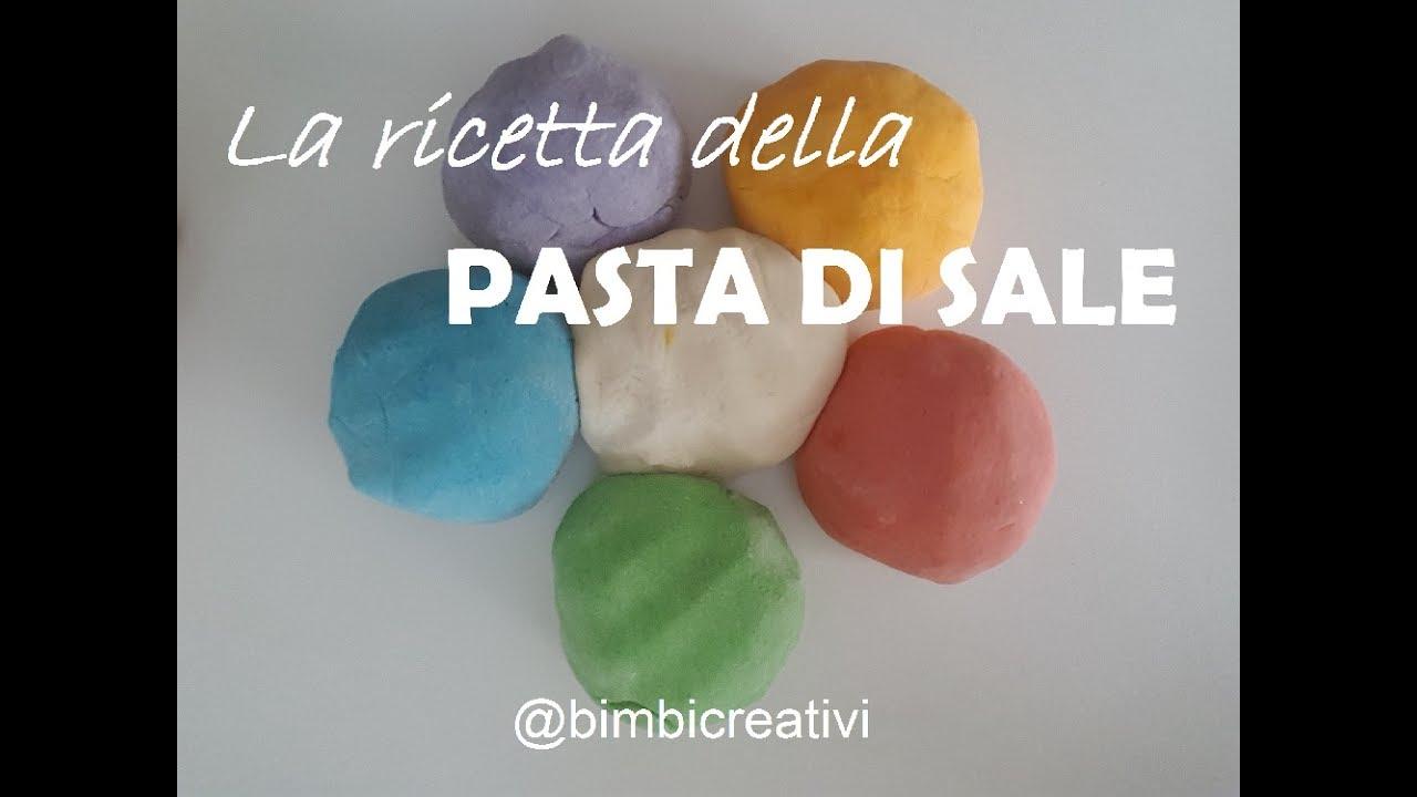 La Ricetta Della Pasta Di Sale Bimbi Creativi 179