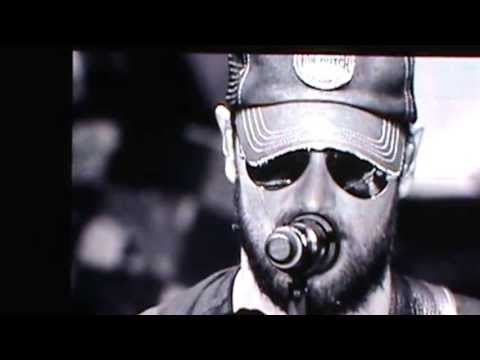 Eric Church at Country USA 2013 - Springsteen and Born To Run