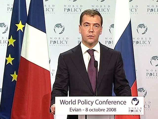 Dmitry Medvedev - Closing Session Part 4
