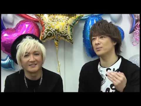 「access 25th Anniversary double decades + half Special SYNC LIVE 1125/1126」11/26 舞浜アンフィシアター 終演後コメント