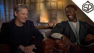 Интервью с кастом фильма «Зелёная Книга»