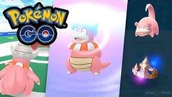 Laschoking = King-Stein + Flegmon | Pokémon GO Deutsch #280