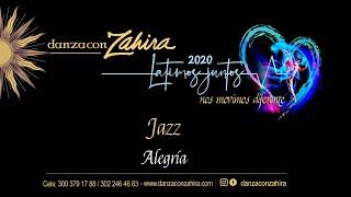 Latimos Juntos 2020 - Jazz: Alegría