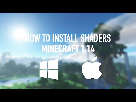 Minecraft: How To Install OptiFine And Shaders 1.14.3 (PC/MAC)