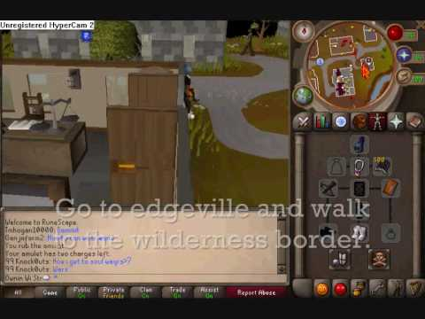 Short guide to fire giants for pures (Runescape)