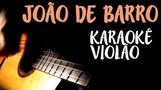 Baixar Joao de Barro - Maria Gadú (Leandro Léo)- Karaokê com Violão - Playback acústico